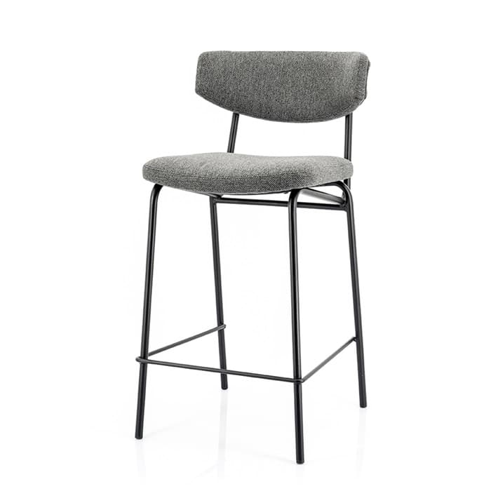 Bar Chair Crockett – Dark Grey