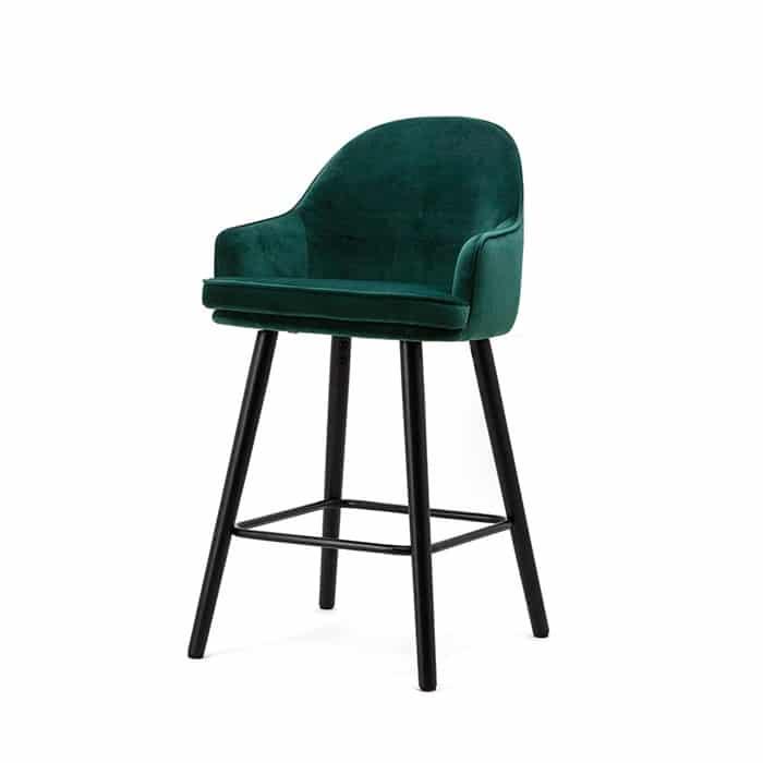 Bar Chair Barbara – Green Motown