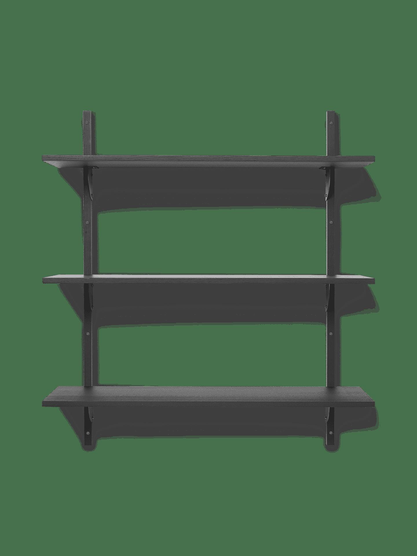 Sector Shelf – Triple – Wide